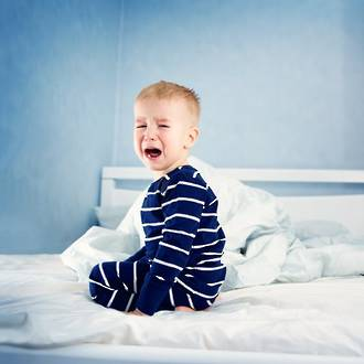 Nightmares vs night terrors in preschoolers