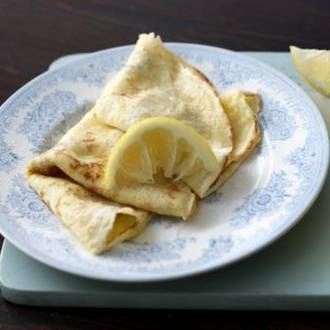 Pancake Day lemon pancakes recipe