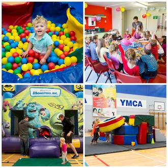 Kids Party Venues Auckland Wellington Christchurch NZ wide