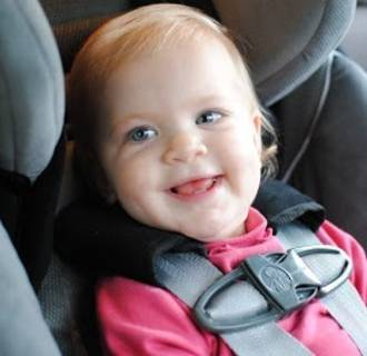 Kids car seat safety