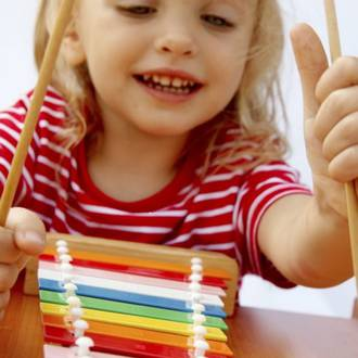 The benefits of preschool music lessons