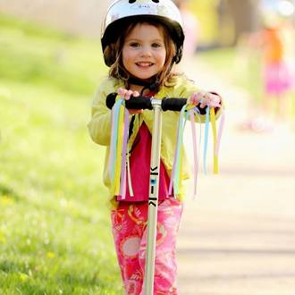Scooter buying guide & safety tips for toddlers
