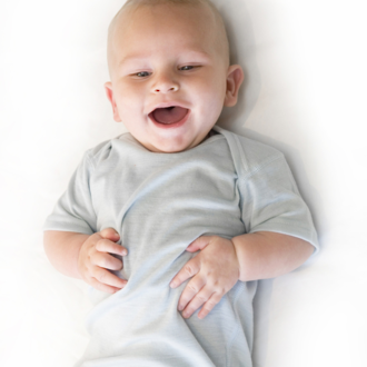 7 Reasons why babies sleep better in merino