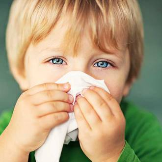 Hay fever tips for young kids
