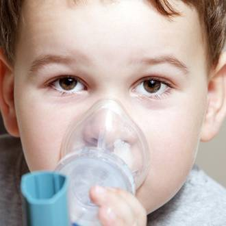 How to recognise asthma in young kids