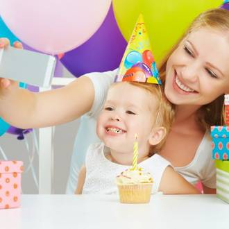 8 Must have kids party photos