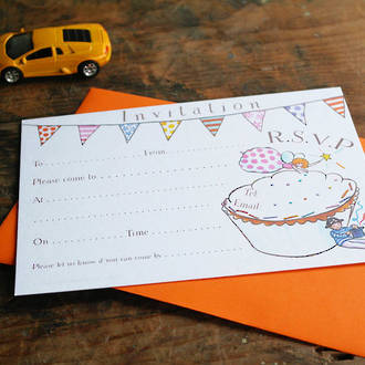 4 Tips on managing kids party RSVP's