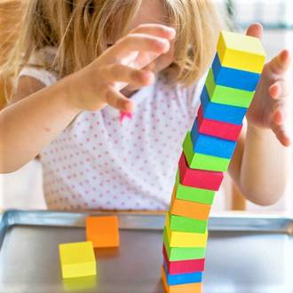 Introducing maths to preschoolers