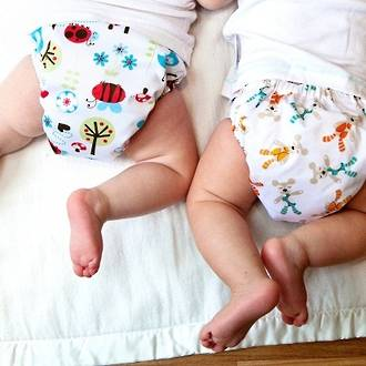 9 Reasons to use reusable nappies