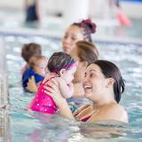 Easy ways to build your kids water confidence