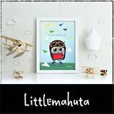 Littlemahuta - Wall Art for Kids