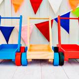 Papoose - Children's wooden toys & play furniture