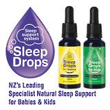 SleepDrops - Natural Sleepdrops for Kids