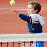 Why sign up for preschool tennis lessons