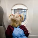 Flying with young children