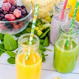Ideas for healthy kids drinks