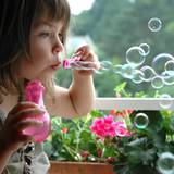 Make your own bubble mixture