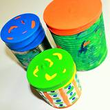 Make your own tin can drums