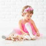 Ballet for toddlers & pre-schoolers