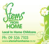 Stems FROM HOME In Home Preschool Education
