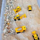 Make your own sand & rocks box