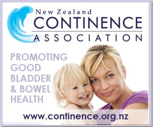 Under 5's Continence NZ Side panel