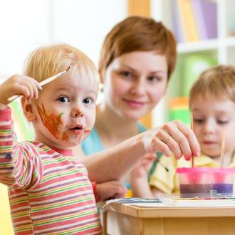 Under 5s - For Parents with Babies, Toddlers & Preschoolers