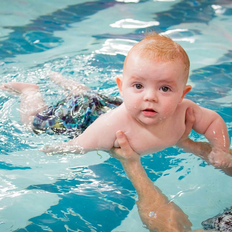The benefits of swimming for babies why babies should learn to swim Valentine pool swimming lessons
