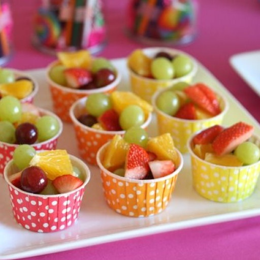Kids Party Food On A Budget