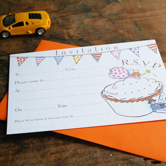 4 Tips On Managing Kids Party RSVPs