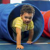 Recreational gymnastics for toddlers & pre-schoolers