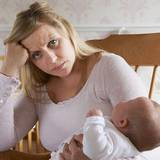 Consequences of untreated antenatal or postnatal depression