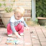 Outdoor learning fun for under 2's