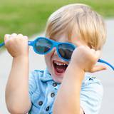 Importance of sunglasses for kids