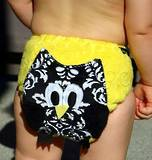 Tips on using modern cloth nappies at night